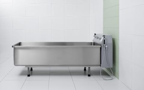 Bồn điều trị bỏng chiều cao cố định BURNS TREATMENT BATH